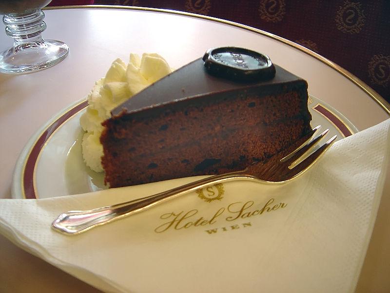 Шоколадный торт моцарт рецепт с фото