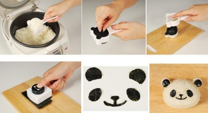 Panda-Seaweed-Nori-Punch-and-Rice-Mold