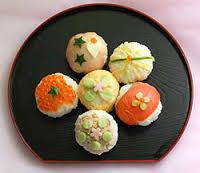 Temari-Zushi Recipe
