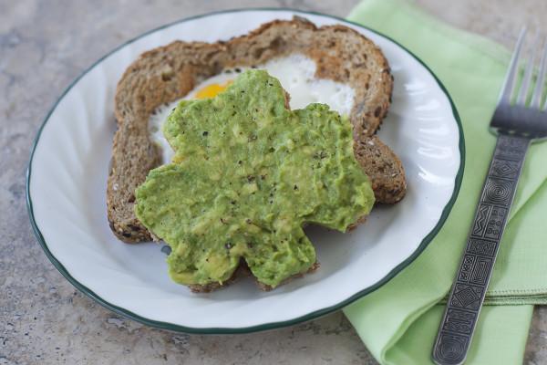 Avocado Toast and Egg
