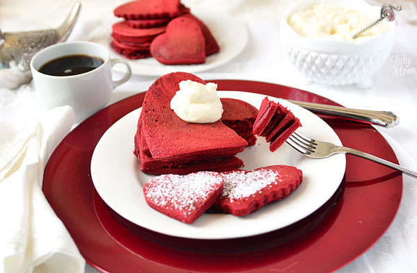 Red-Velvet-Heart-Pancakes