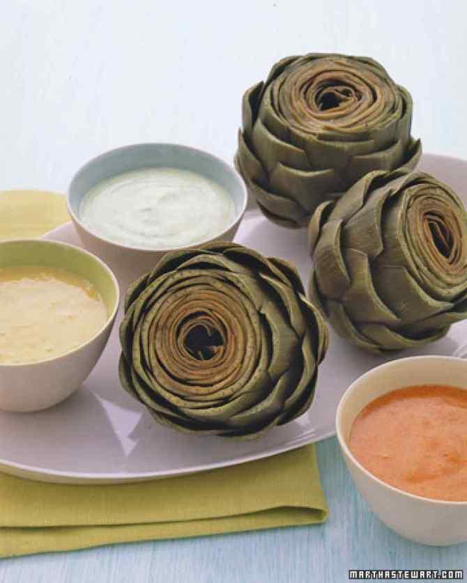 Tarragon-Yogurt Dip